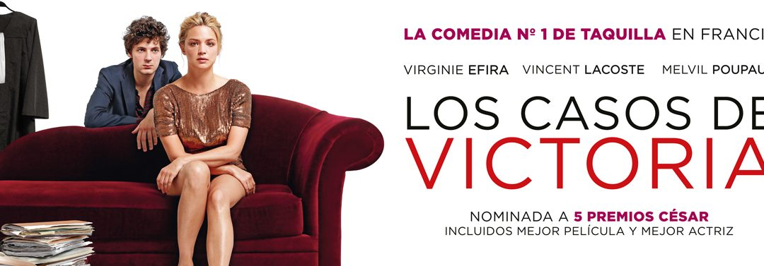 Cine: Los casos de Victoria