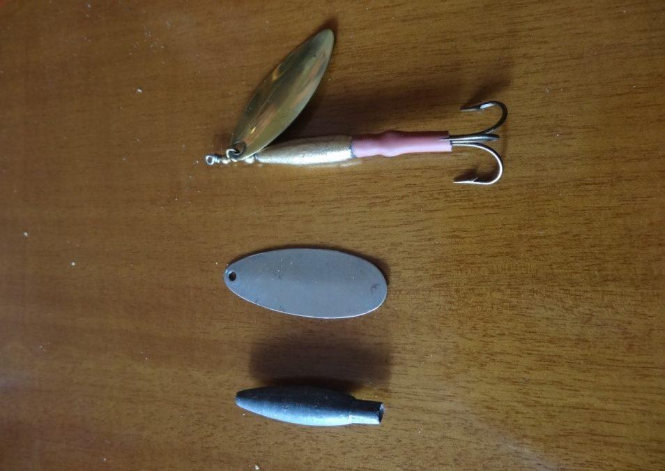 Fabricación casera de cucharillas.