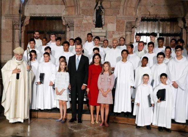 La Escolanía  de Covadonga