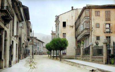 Calle San Pelayo, Cangas de Onís