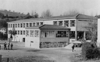 Instituto femenino de Cangas de Onís