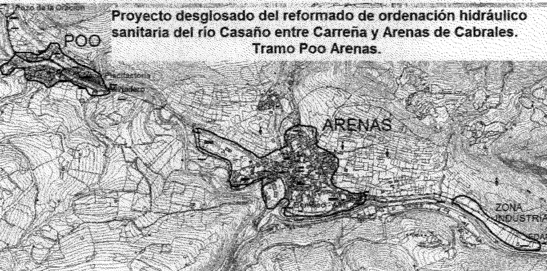 Reforma de ordenación hidráulico sanitaria del rio Casaño